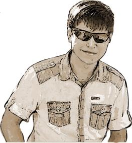 Vector Drawing - Benji