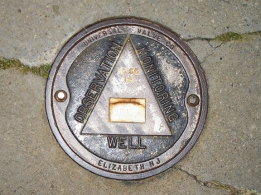 Well Hole Cover